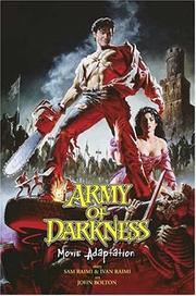 Cover of: Army Of Darkness Movie Adaptation
