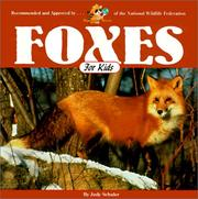 Cover of: Foxes for Kids (Wildlife for Kids Series)