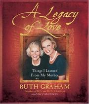 Cover of: A Legacy of Love