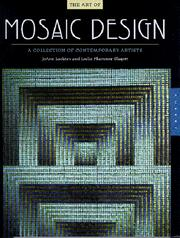 Cover of: The Art of Mosaic Design