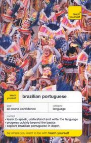 Cover of: Teach Yourself Brazilian Portuguese (Teach Yourself Languages)