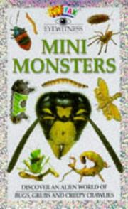 Cover of: Mini Monsters (Funfax Eyewitness Books)