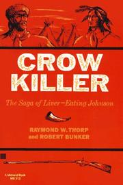 Cover of: Crow Killer