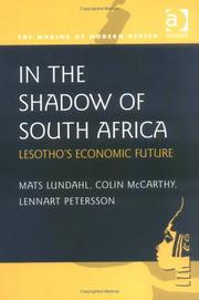 Cover of: In the Shadow of South Africa