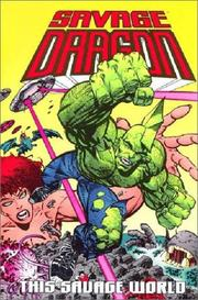 Cover of: Savage Dragon
