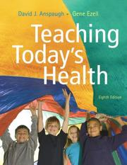 Cover of: Teaching Today's Health (8th Edition)