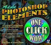 Cover of: Photoshop Elements