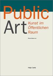 Cover of: Public Art