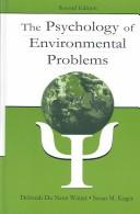 Cover of: The Psychology of Environmental Problems