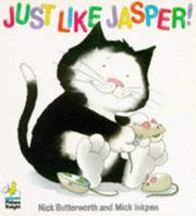 Cover of: Just Like Jasper! (Picture Knight)