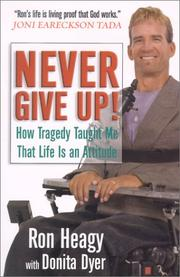 Cover of: Never Give Up!