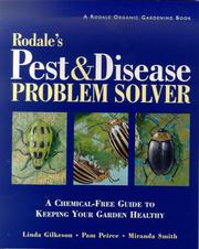 Cover of: Rodale's Pest and Disease Problem Solver