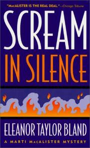 Cover of: Scream in Silence (Marti MacAlister Mysteries)