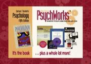 Cover of: Psychology (Psychworks : An Innovative Psychology Learning Package)