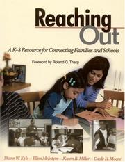 Cover of: Reaching Out