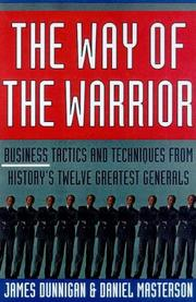 Cover of: The Way Of The Warrior