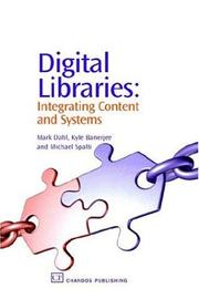 Cover of: Digital Libraries