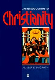Cover of: An introduction to Christianity
