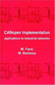 Cover of: CANopen Implementation
