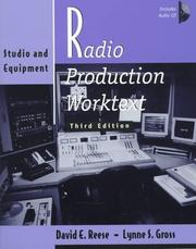 Cover of: Radio Production Worktext