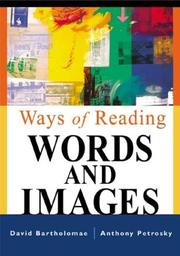 Cover of: Ways of Reading Words and Images