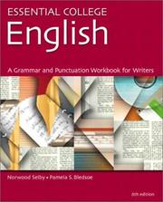 Cover of: Essential College English