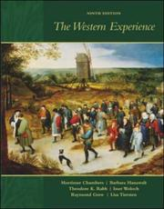 Cover of: The Western Experience, with Primary Source Investigator and PowerWeb