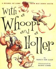 Cover of: With a Whoop and a Holler