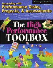 Cover of: The High Performance Toolbox