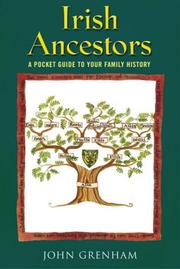 Cover of: Irish Ancestors