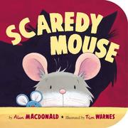 Cover of: Scaredy Mouse (Tiger Tails)