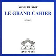Cover of: Le Grand Cahier (coffret 3 CD)