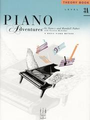 Cover of: Piano Adventures Theory Book, Level 3A (Piano Adventures)