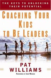 Cover of: Coaching Your Kids to Be Leaders