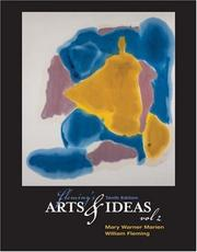 Cover of: Fleming's Arts and Ideas, Volume 2 (with CD-ROM and InfoTrac )