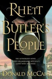 Cover of: Rhett Butler's People