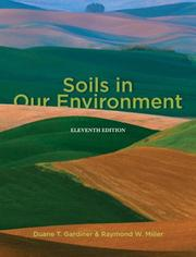Cover of: Soils in Our Environment (11th Edition)