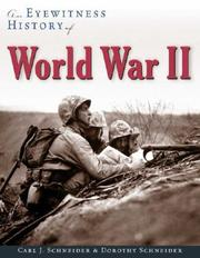 Cover of: An Eyewitness History of World War II (An Eyewitness History)
