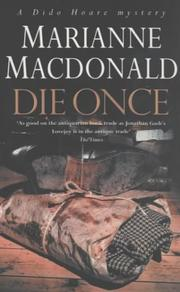 Cover of: Die Once (A Dido Hoare Mystery)