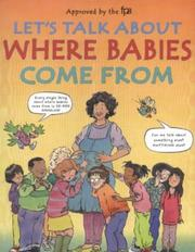 Cover of: Let's Talk About Where Babies Come from