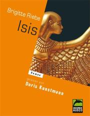 Cover of: Isis. 5 Cassetten.