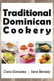 Cover of: Traditional Dominican Cookery