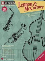 Cover of: Vol. 29 - Lennon and McCartney