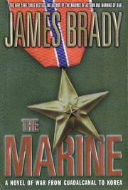 Cover of: The Marine: a novel of war from Guadalcanal to Korea