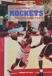 Cover of: The Houston Rockets basketball team