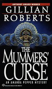 Cover of: The mummers' curse