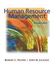 Cover of: Human Resource Management (with InfoTrac )