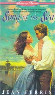 Cover of: Song of the Sea (Avon Flare Book)