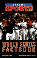 Cover of: Inside sports magazine World Series factbook