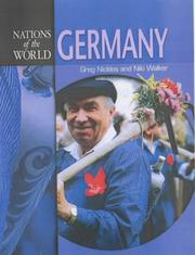 Cover of: Germany (Nations of the World)